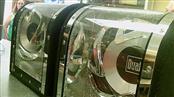 """DUAL 12"""" CAR SPEAKERS,CABINET BP1204"""
